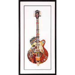 Guitar C 104-9053 - DEKORACJE - EVOLUTION HOME