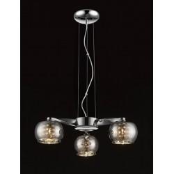 CRYSTAL LAMPA WISZĄCA  P0076-03F-F4FZ ZUMA LINE