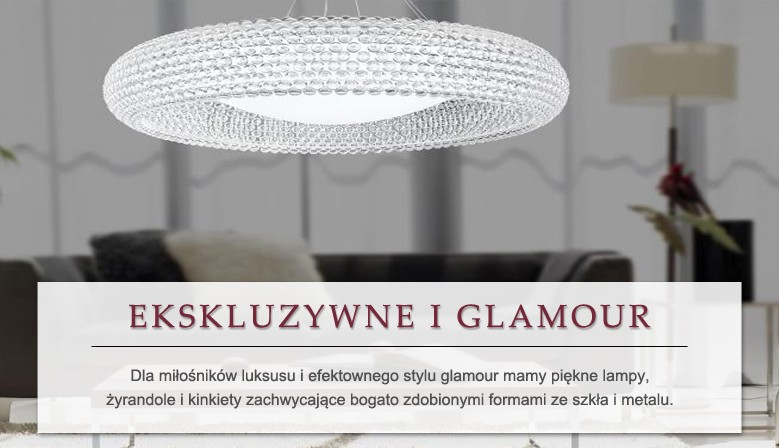 Ekskluzywne i glamour